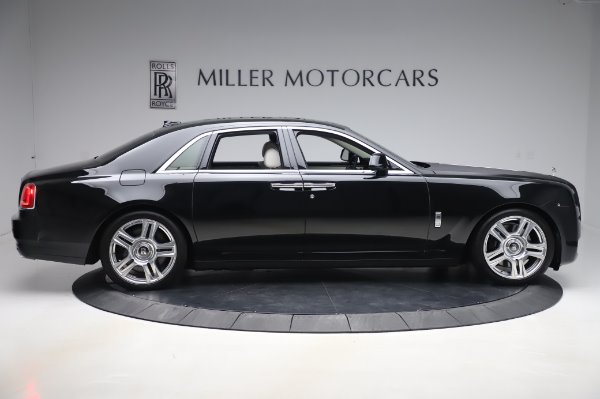 Used 2015 Rolls-Royce Ghost Base for sale Call for price at Alfa Romeo of Westport in Westport CT 06880 9