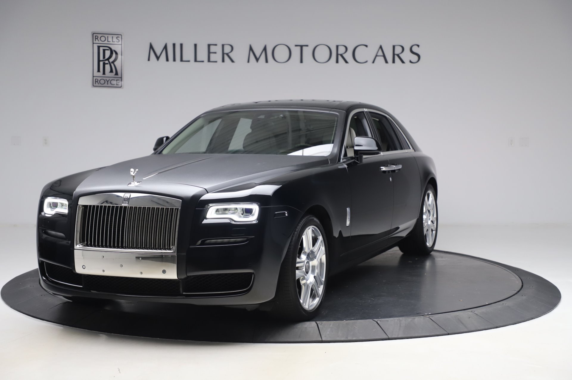 Used 2015 Rolls-Royce Ghost Base for sale Call for price at Alfa Romeo of Westport in Westport CT 06880 1