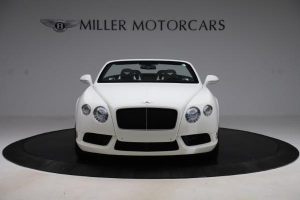 Used 2014 Bentley Continental GT V8 for sale $106,900 at Alfa Romeo of Westport in Westport CT 06880 12