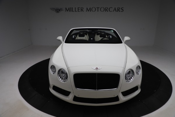 Used 2014 Bentley Continental GTC V8 for sale $109,900 at Alfa Romeo of Westport in Westport CT 06880 19