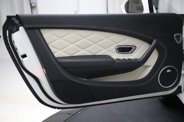 Used 2014 Bentley Continental GTC V8 for sale $109,900 at Alfa Romeo of Westport in Westport CT 06880 23