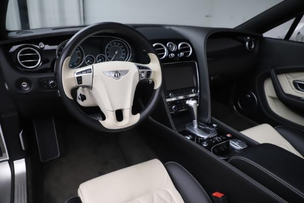 Used 2014 Bentley Continental GTC V8 for sale $109,900 at Alfa Romeo of Westport in Westport CT 06880 25