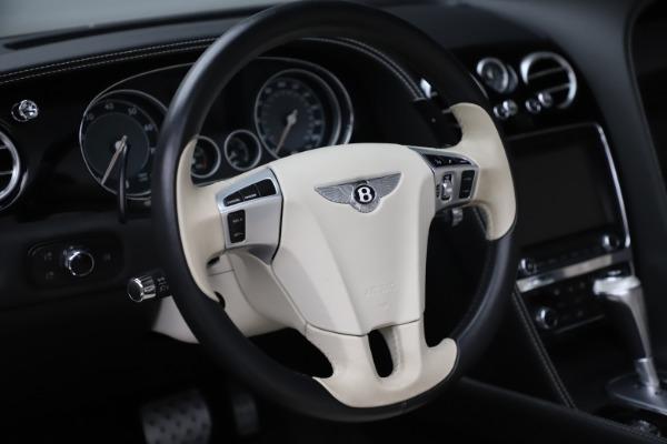 Used 2014 Bentley Continental GTC V8 for sale $109,900 at Alfa Romeo of Westport in Westport CT 06880 26