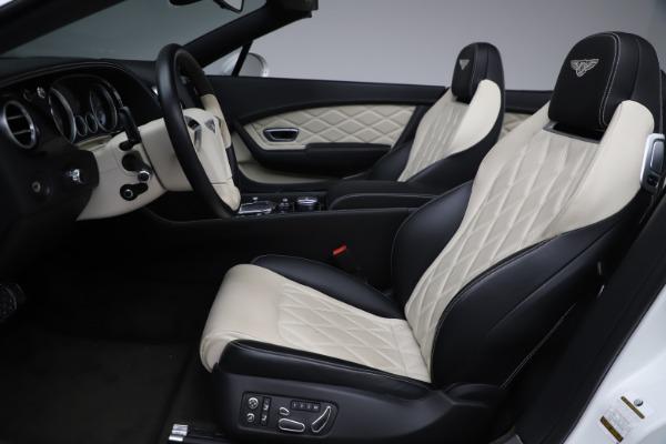 Used 2014 Bentley Continental GTC V8 for sale $109,900 at Alfa Romeo of Westport in Westport CT 06880 27