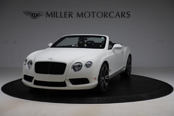 Used 2014 Bentley Continental GT V8 for sale $106,900 at Alfa Romeo of Westport in Westport CT 06880 1