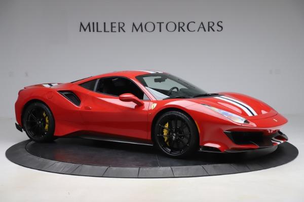 Used 2019 Ferrari 488 Pista for sale $451,900 at Alfa Romeo of Westport in Westport CT 06880 10
