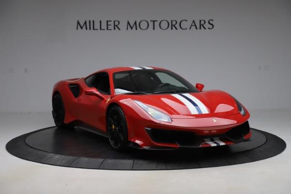 Used 2019 Ferrari 488 Pista for sale $451,900 at Alfa Romeo of Westport in Westport CT 06880 11