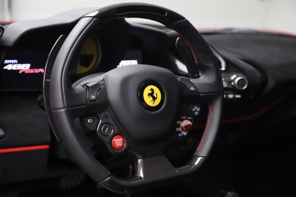 Used 2019 Ferrari 488 Pista for sale $451,900 at Alfa Romeo of Westport in Westport CT 06880 20