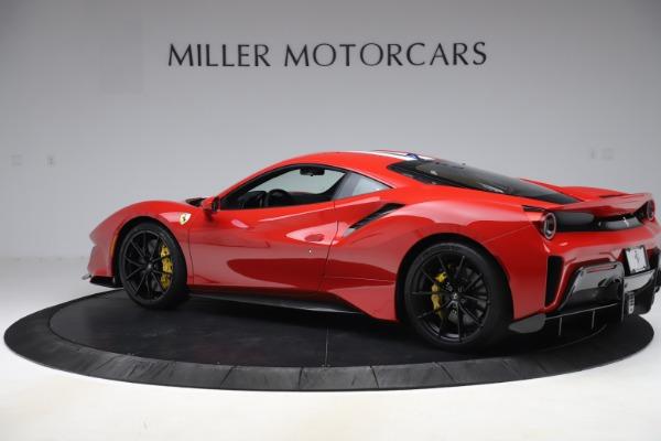 Used 2019 Ferrari 488 Pista for sale $451,900 at Alfa Romeo of Westport in Westport CT 06880 4