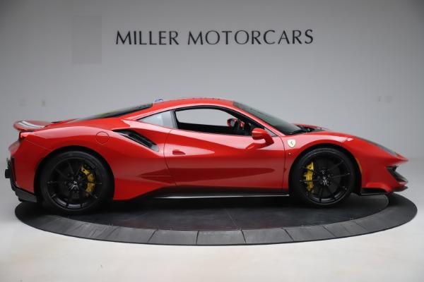 Used 2019 Ferrari 488 Pista for sale $451,900 at Alfa Romeo of Westport in Westport CT 06880 9