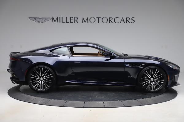 New 2020 Aston Martin DBS Superleggera Coupe for sale $338,286 at Alfa Romeo of Westport in Westport CT 06880 10