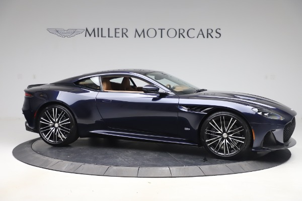 New 2020 Aston Martin DBS Superleggera Coupe for sale $338,286 at Alfa Romeo of Westport in Westport CT 06880 11
