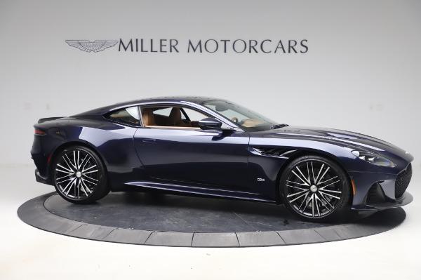 New 2020 Aston Martin DBS Superleggera for sale $338,286 at Alfa Romeo of Westport in Westport CT 06880 11