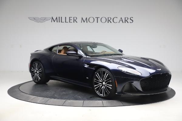 New 2020 Aston Martin DBS Superleggera for sale $338,286 at Alfa Romeo of Westport in Westport CT 06880 12