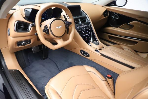 New 2020 Aston Martin DBS Superleggera Coupe for sale $338,286 at Alfa Romeo of Westport in Westport CT 06880 13