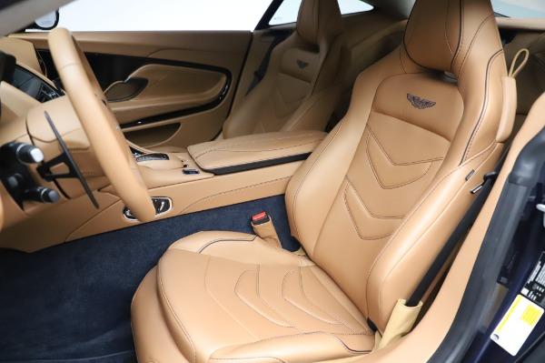 New 2020 Aston Martin DBS Superleggera Coupe for sale $338,286 at Alfa Romeo of Westport in Westport CT 06880 15