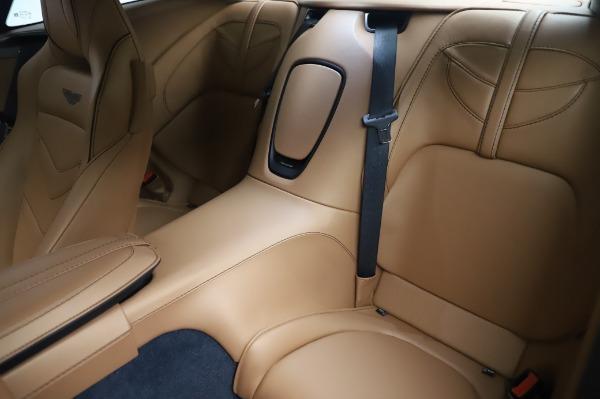 New 2020 Aston Martin DBS Superleggera Coupe for sale $338,286 at Alfa Romeo of Westport in Westport CT 06880 16