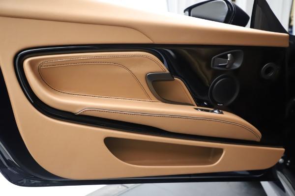 New 2020 Aston Martin DBS Superleggera for sale $338,286 at Alfa Romeo of Westport in Westport CT 06880 17