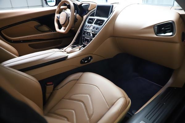 New 2020 Aston Martin DBS Superleggera Coupe for sale $338,286 at Alfa Romeo of Westport in Westport CT 06880 18