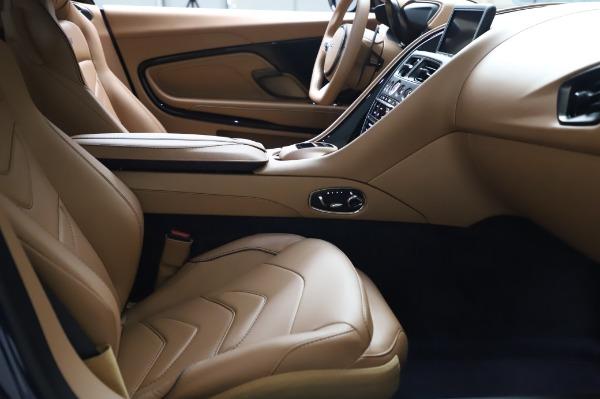 New 2020 Aston Martin DBS Superleggera Coupe for sale $338,286 at Alfa Romeo of Westport in Westport CT 06880 19
