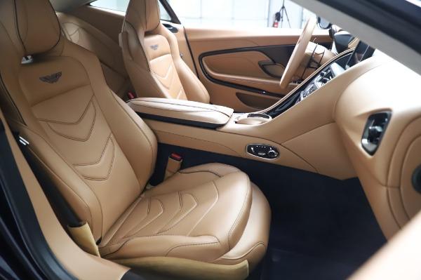 New 2020 Aston Martin DBS Superleggera for sale $338,286 at Alfa Romeo of Westport in Westport CT 06880 20