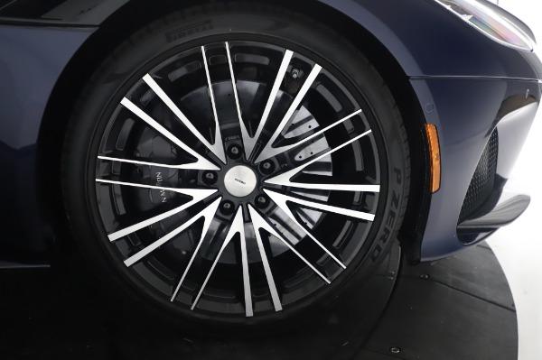 New 2020 Aston Martin DBS Superleggera Coupe for sale $338,286 at Alfa Romeo of Westport in Westport CT 06880 23