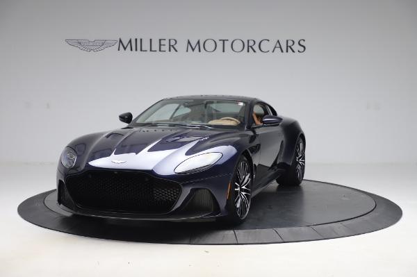 New 2020 Aston Martin DBS Superleggera Coupe for sale $338,286 at Alfa Romeo of Westport in Westport CT 06880 3