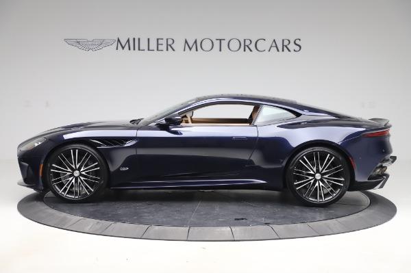New 2020 Aston Martin DBS Superleggera Coupe for sale $338,286 at Alfa Romeo of Westport in Westport CT 06880 4