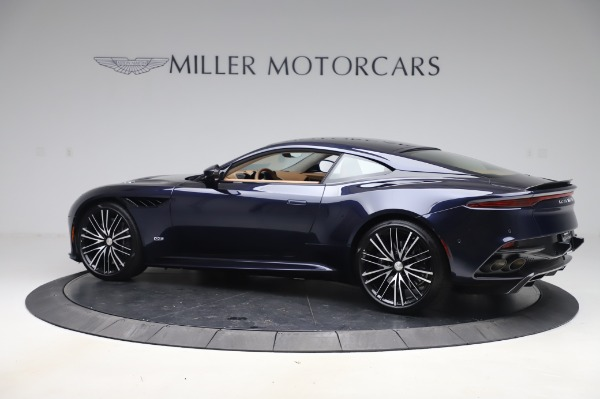 New 2020 Aston Martin DBS Superleggera Coupe for sale $338,286 at Alfa Romeo of Westport in Westport CT 06880 5
