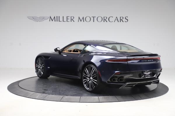 New 2020 Aston Martin DBS Superleggera for sale $338,286 at Alfa Romeo of Westport in Westport CT 06880 6