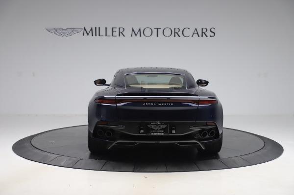 New 2020 Aston Martin DBS Superleggera Coupe for sale $338,286 at Alfa Romeo of Westport in Westport CT 06880 7