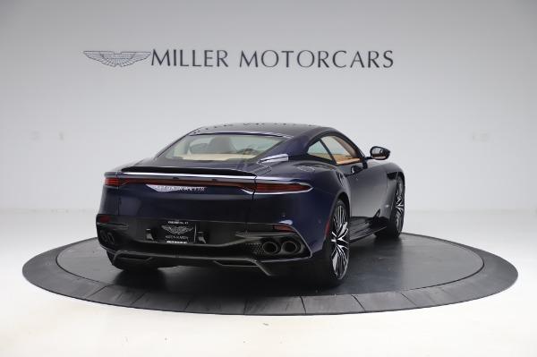 New 2020 Aston Martin DBS Superleggera for sale $338,286 at Alfa Romeo of Westport in Westport CT 06880 8