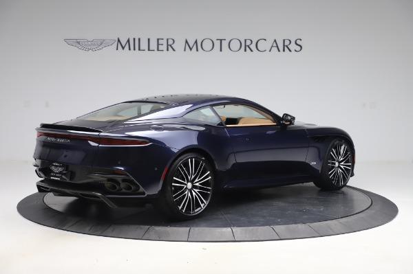 New 2020 Aston Martin DBS Superleggera Coupe for sale $338,286 at Alfa Romeo of Westport in Westport CT 06880 9