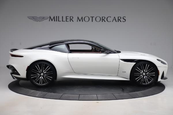 New 2020 Aston Martin DBS Superleggera Coupe for sale $337,686 at Alfa Romeo of Westport in Westport CT 06880 10
