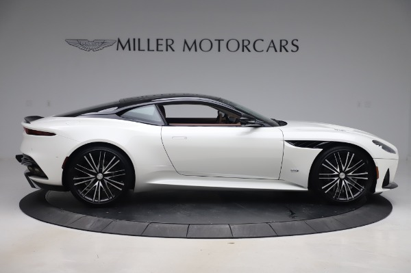 New 2020 Aston Martin DBS Superleggera for sale $337,686 at Alfa Romeo of Westport in Westport CT 06880 10