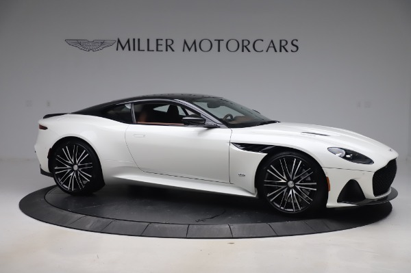 New 2020 Aston Martin DBS Superleggera Coupe for sale $337,686 at Alfa Romeo of Westport in Westport CT 06880 11