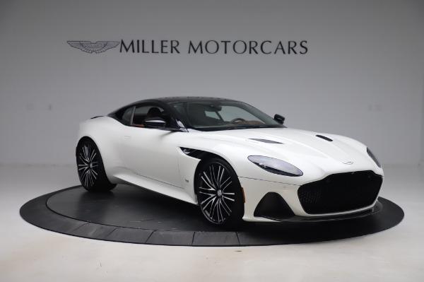 New 2020 Aston Martin DBS Superleggera Coupe for sale $337,686 at Alfa Romeo of Westport in Westport CT 06880 12