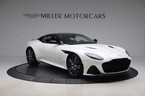 New 2020 Aston Martin DBS Superleggera for sale $337,686 at Alfa Romeo of Westport in Westport CT 06880 12