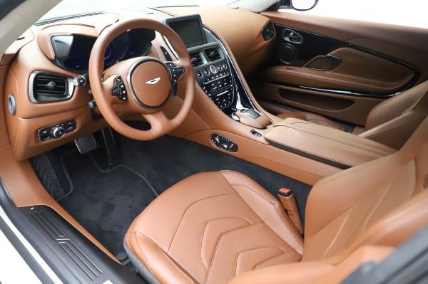 New 2020 Aston Martin DBS Superleggera Coupe for sale $337,686 at Alfa Romeo of Westport in Westport CT 06880 13