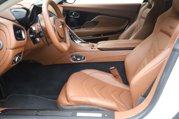 New 2020 Aston Martin DBS Superleggera Coupe for sale $337,686 at Alfa Romeo of Westport in Westport CT 06880 14