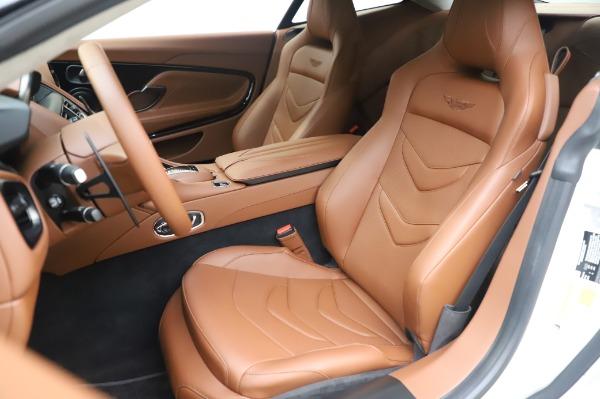 New 2020 Aston Martin DBS Superleggera Coupe for sale $337,686 at Alfa Romeo of Westport in Westport CT 06880 15