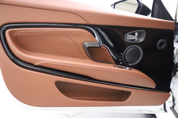 New 2020 Aston Martin DBS Superleggera Coupe for sale $337,686 at Alfa Romeo of Westport in Westport CT 06880 17