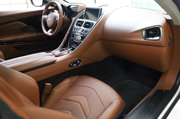 New 2020 Aston Martin DBS Superleggera Coupe for sale $337,686 at Alfa Romeo of Westport in Westport CT 06880 18