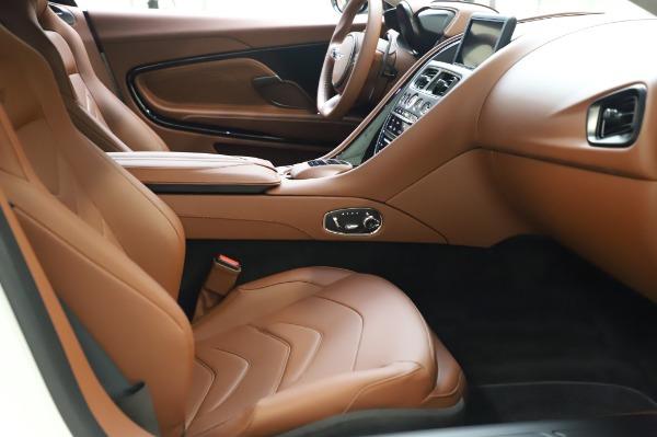New 2020 Aston Martin DBS Superleggera Coupe for sale $337,686 at Alfa Romeo of Westport in Westport CT 06880 19