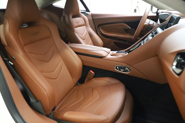 New 2020 Aston Martin DBS Superleggera Coupe for sale $337,686 at Alfa Romeo of Westport in Westport CT 06880 20
