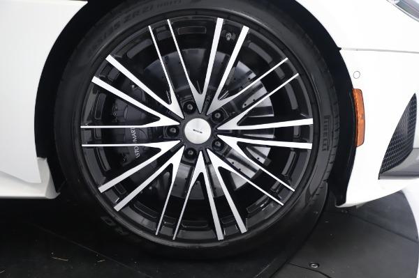 New 2020 Aston Martin DBS Superleggera Coupe for sale $337,686 at Alfa Romeo of Westport in Westport CT 06880 23