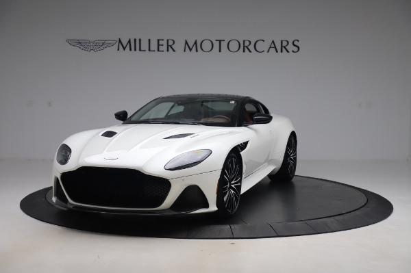 New 2020 Aston Martin DBS Superleggera Coupe for sale $337,686 at Alfa Romeo of Westport in Westport CT 06880 3