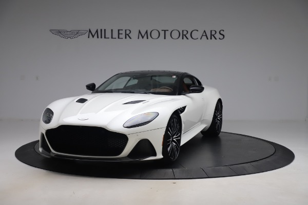 New 2020 Aston Martin DBS Superleggera for sale $337,686 at Alfa Romeo of Westport in Westport CT 06880 3