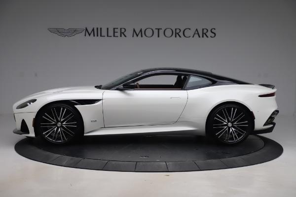 New 2020 Aston Martin DBS Superleggera Coupe for sale $337,686 at Alfa Romeo of Westport in Westport CT 06880 4