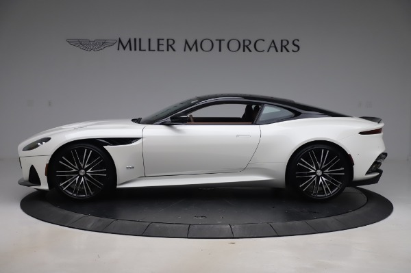 New 2020 Aston Martin DBS Superleggera for sale $337,686 at Alfa Romeo of Westport in Westport CT 06880 4